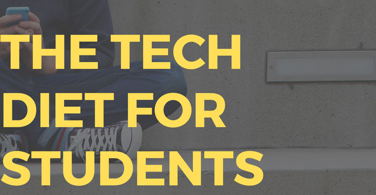 The-Tech-Diet-for-Students